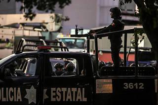 Trois personnes, dont un homme se présentant comme étantOvidio Guzman Lopez, ont été arrêtées jeudi, selon les autorités mexicaines.