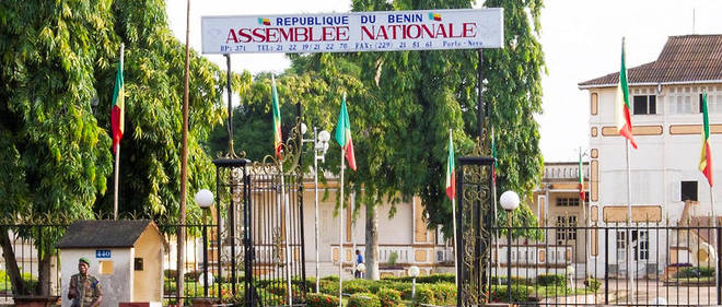 Des lois devront rapidement être votées au Parlement béninois, pour pour favoriser une plus large participation des partis politiques. Ici, l'Assemblée nationale du Bénin, à Porto Novo.