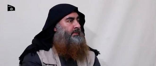 Le calife autoproclame de l'EI Abou Bakr al-Baghdadi.