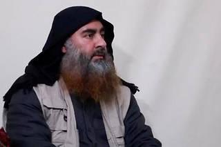 Le calife autoproclamé de l'EI Abou Bakr al-Baghdadi.