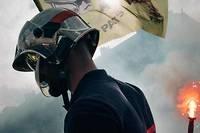 <p>Nicolas B., 28 ans, un pompier de l'Essonne, était venu mardi 15 octobre pour la première fois de sa vie manifester. (Image d'illustration)</p>