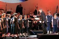 <p>Les Petits Chanteurs de Saint-Marc avaient reçu le césar de la meilleure musique de film le 26 janvier 2005.</p>