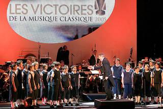 Les Petits Chanteurs de Saint-Marc avaient reçu le césar de la meilleure musique de film le 26 janvier 2005.