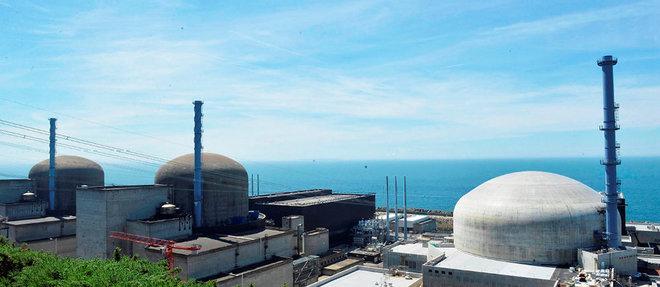 Censé représenter le fleuron de la filière nucléaire française, l'EPR de Flamanville s'est transformé en symbole de ses dysfonctionnements.  ©Jonathan KONITZ