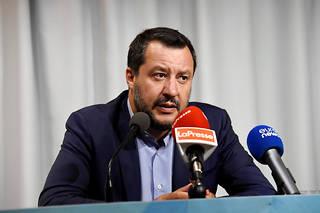 Matteo Salvini le 18 juillet 2019.