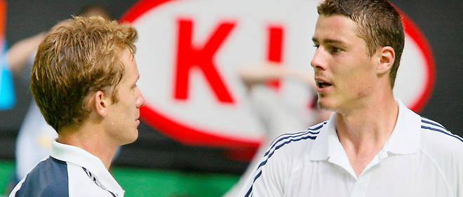 En 2002, en finale de l'Open d'Australie, MaratSafin perd face au Suédois Thomas Johansson.