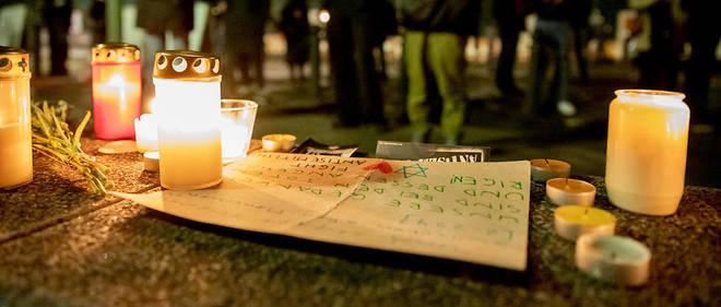 Après l'attaque du 9 octobre dernier à Berlin,une chaîne humaine contre l'antisémitisme est organisée. Les manifestants sont attendus dans la capitale allemande.