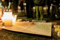 <p>Après l'attaque du 9 octobre dernier à Berlin,une chaîne humaine contre l'antisémitisme est organisée. Les manifestants sont attendus dans la capitale allemande.</p>