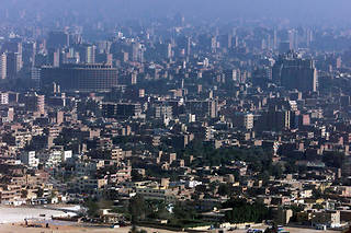 La ville du Caire. (Photo d'illustration)