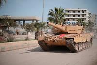Les forces kurdes et Ankara se sont mutuellement accusées samedi de violer cette trêve dans le nord-est de la Syrie (photo d'illustration)
