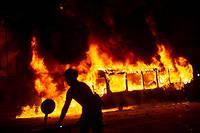 Ce sont les premières personnes victimes des violences qui agitent depuis vendredi Santiago, déclenchées par des protestations contre une hausse du prix des tickets de métro (photo d'illustration)