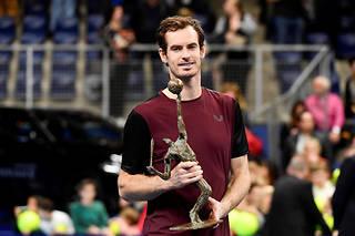 Plus qu'un titre, Murray a su vaincre ses problèmes physiques pour revenir au niveau qui est le sien, après des mois de galère, en venant à bout d'un top 20 mondial : Stan Wawrinka.