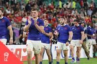 <p>Défait en quart de finale contre le pays de Galles (20-19), le XV de France est éliminé de la Coupe du monde.</p>