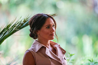 Meghan Markle avoue son mal-être en coulisse de Buckingham