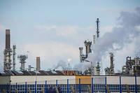 Une flamme «impressionnante» d'environ 10 mètres de haut est visible sur le site de la raffinerie ExxonMobil de Notre-Dame-de-Gravenchon, en Seine-Maritime (photo d'illustration).