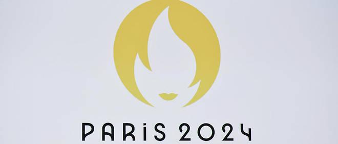 Le logo remplace la tour Eiffel présente pour la candidature de Paris.