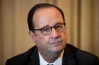 François Hollande publie un livre ce mercredi.