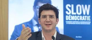 David Djaïz, énarque et auteur de «Slow Démocratie».
