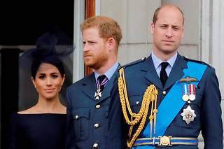 La famille royale, le 10 juillet 2018.