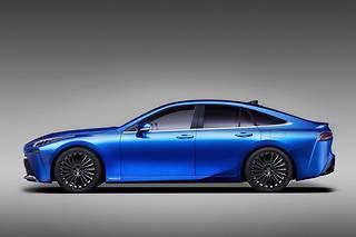 Que les esthètes de rassurent, la prochaine Toyota Mirai sera beaucoup plus élégante que la première.