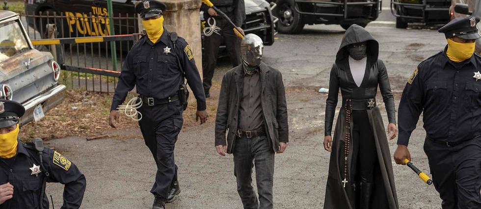 Le «Watchmen» de HBO ne devrait peut-être pas s'intituler «Watchmen»