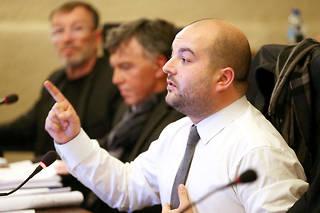 La décision de David Rachline fait réagir l'opposition à Fréjus.