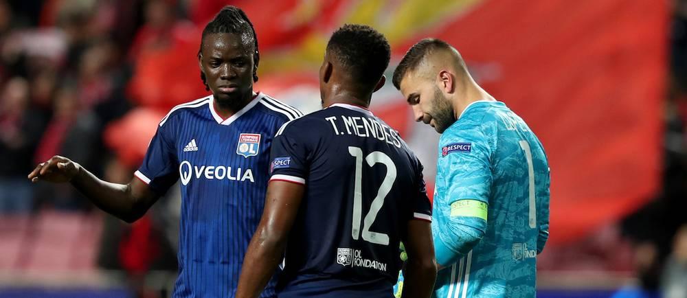 Ligue des champions: Lyon dompté par le Benfica Lisbonne