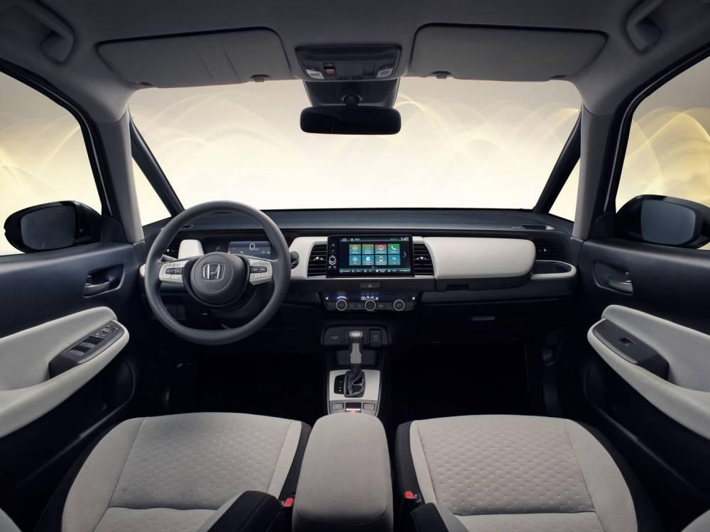 Honda Jazz : une partition seulement en hybride