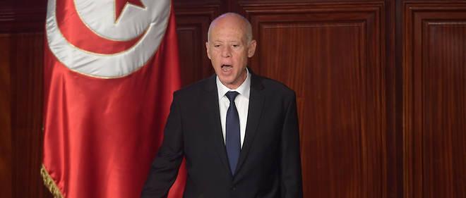 Le nouveau président tunisien Kaïs Saied a prêté serment ce mercredi 23 octobre à Tunis, devant les membres de l'assemblée constituante et d'autres instances supérieures de l'État.