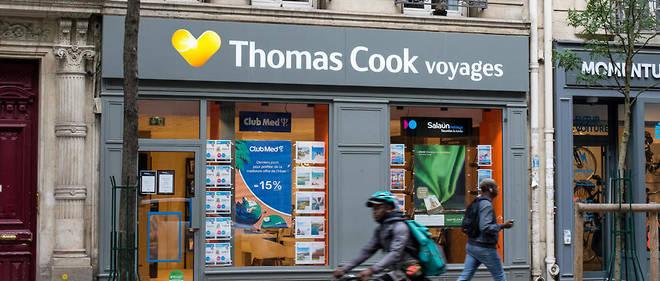 Thomas Cook France avait annoncé son placement en redressement judiciaire mardi 1er octobre (illustration).