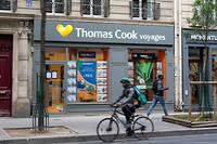 Thomas Cook France avait annonce son placement en redressement judiciaire mardi 1er octobre (illustration).