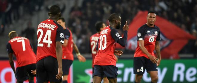 Grâce à un but de Jonathan Ikoné dans le temps additionnel, Lille arrache le match nul face à Valence (1-1).