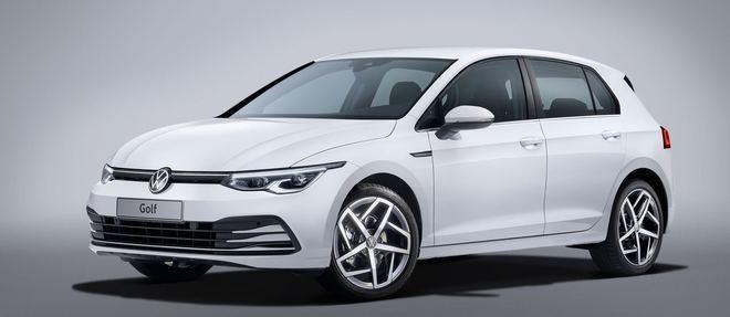 Volkswagen s'est interdit toute audace dans le dessin de sa Golf 8