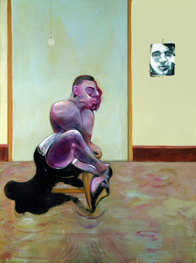 Londres, Grand palais, Francis Bacon, Joan Miro, Georges Pompidou, arts, peinture, suicide, amant, art contemporain  ©  © The Estate of Francis Bacon. All rights reserved. DACS/Artimage 2019. Photo: Prudence Cuming Associates Ltd