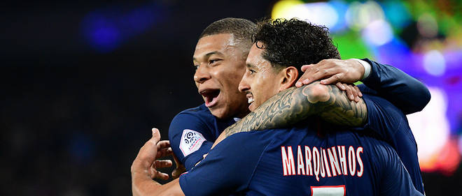 Le Paris Saint-Germain corrige l'Olympique de Marseille