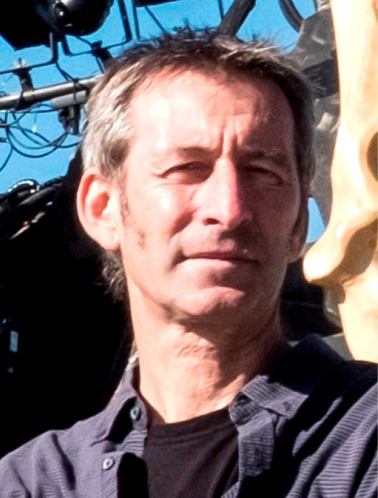 François Delarozière Directeur artistique de la compagnie La Machine.