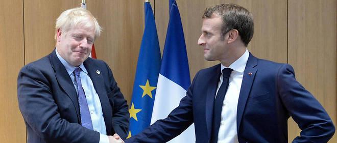 Emmanuel Macron et Boris Johnson se sont entretenus pour évoquer un éventuel report du Brexit.