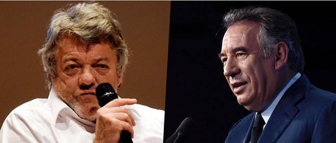 François Bayrou plaide-t-il vraiment pour une candidature de Jean-Louis Borloo?