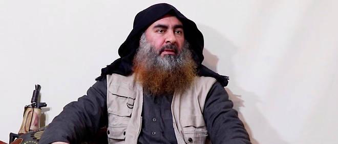 Dernière photo disponible d'Abou Bakr al-Baghdadi, provenant d'une vidéo diffusée le 29 avril 2019 par le média de propagande de Daech, «Al-Furqan».