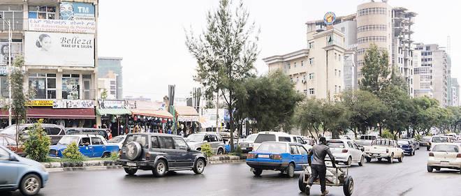 Parmi les pays qui ont impressionné par leurs progrès économiques, l'Éthiopie, dont Addis-Abeba est une belle vitrine.