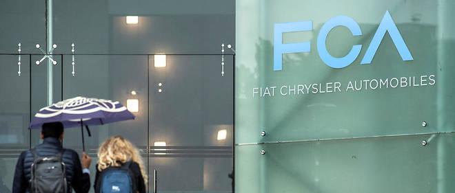 Fiat Chrysler avait été au printemps en pourparlers avec Renault, mais les négociations avaient été brutalement interrompues début juin.