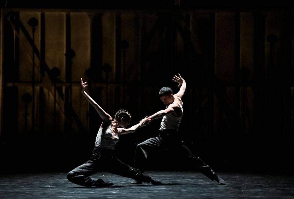 danse, spectacle, opéra ©  JULIEN BENHAMOU