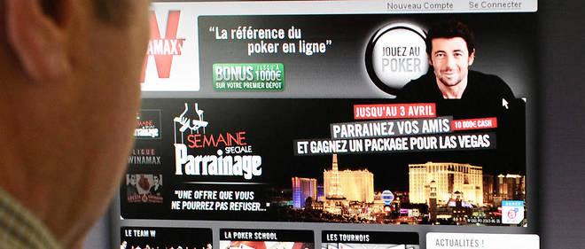 Winamax, surtout connu pour sa plateforme de poker en ligne, a lancé en octobre une grande campagne de publicité pour son activité de paris sportifs. (Photo d'illustration.)