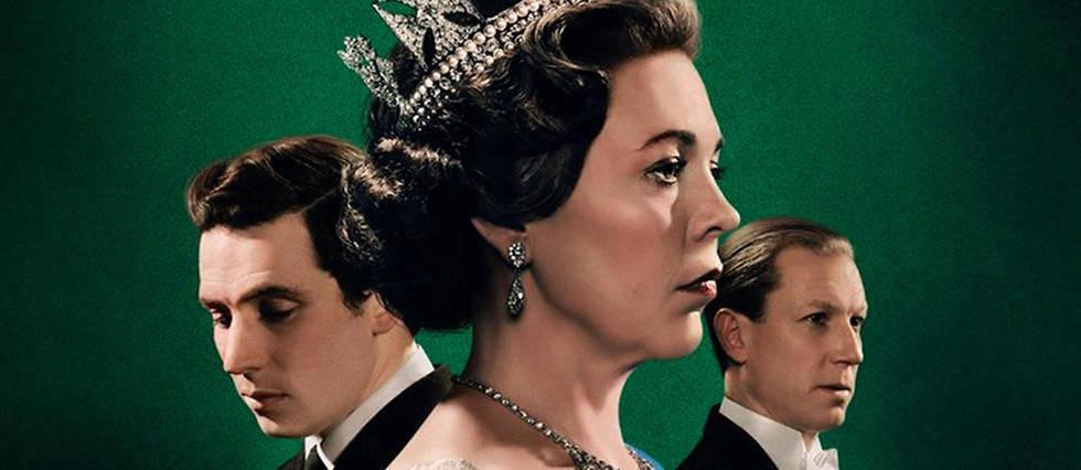<p>The Crown saison 3.</p>