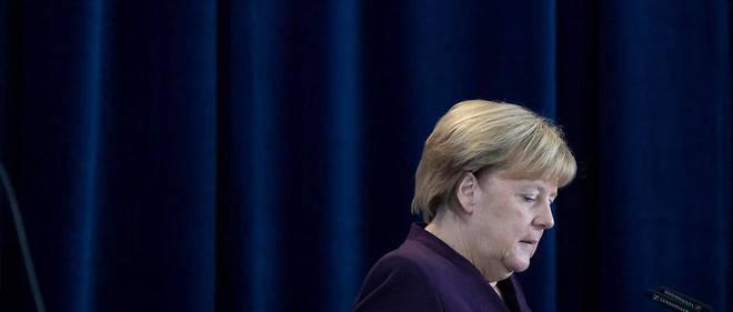 Angela Merkel a présidé la CDU de 2000 à 2018. Elle est chancelière de l'Allemagne depuis 14 ans.