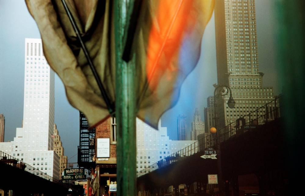 expo, couleur, photo, Paris ©  ©Ernst Haas/Courtesy Les Douche