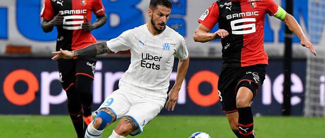Après 11 journées de Ligue 1, «Pipa» Benedetto a inscrit 5 buts pour l'OM.