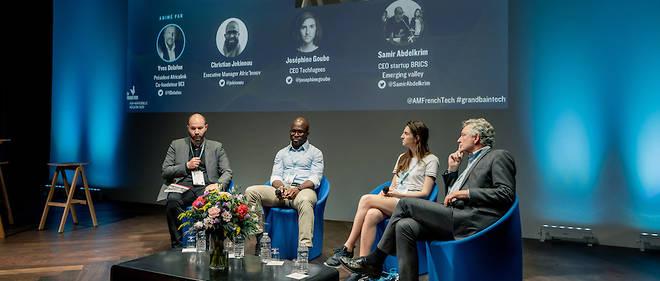 Pour sa 28e édition, la Fiesta des Suds a consacré une conférence sur les opportunités d'affaires en Afrique, en mettant l'accent sur les innovations digitales. Au micro ici, Samir Abdelkrim, fondateur d'Emerging Valley.