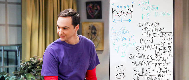 Jim Parsons, alias Sheldon Cooper dans « The Big Bang Theory » : un scientifique aussi brillant qu'asocial.