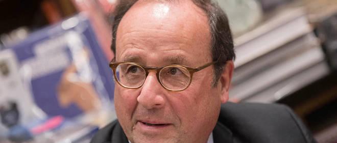 Dans son dernier livre, François Hollande plaide en faveur d'un régime présidentiel.